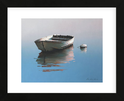 Morning Reflection (Framed) -  Zhen-Huan Lu - McGaw Graphics