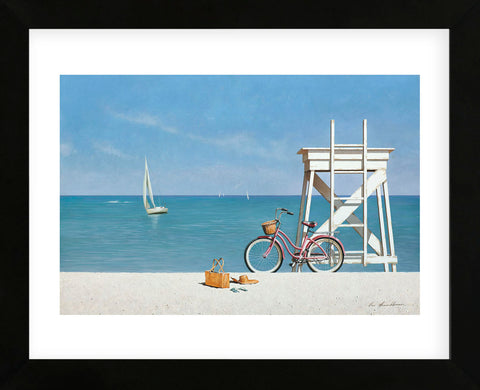 Ocean Ride (Framed) -  Zhen-Huan Lu - McGaw Graphics