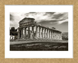 Greek Temple (Framed) -  Chris Bliss - McGaw Graphics