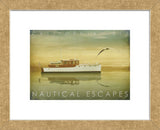 Nautical Escapes 1 (Framed) -  Carlos Casamayor - McGaw Graphics