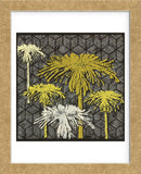 Dandelion on Tumbling Blocks (Framed) -  Susan Clickner - McGaw Graphics
