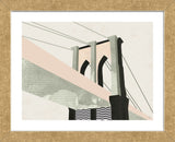 Brooklyn Bridge (Framed) -  Michelle Collins - McGaw Graphics