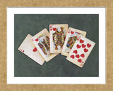 Royal Flush  (Framed) -  Lisa Danielle - McGaw Graphics