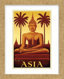 Escape to Asia  (Framed) -  Steve Forney - McGaw Graphics