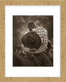 Praying Cowboy (Framed) -  Barry Hart - McGaw Graphics