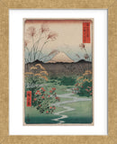 Ando Hiroshige - The Coast at Hota, from the series Thirty-six Views of Mount Fuji, 1858