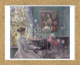 Improvisation, 1899 (Framed) -  Childe Hassam - McGaw Graphics