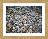 Pebbles, Little Hunters Beach (Framed) -  Michael Hudson - McGaw Graphics