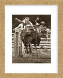 And They Call The Thing Rodeo! (Framed) -  Barry Hart - McGaw Graphics
