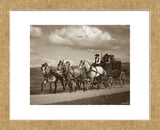 Riding Shotgun (Framed) -  Barry Hart - McGaw Graphics