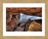 Peek (Framed) -  Bob Larson - McGaw Graphics