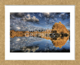 Sky vs. Sky (Framed) -  Bob Larson - McGaw Graphics