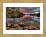 Goldwater Outlook (Framed) -  Bob Larson - McGaw Graphics