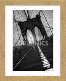 Brooklyn Bridge 1, 2010 (Framed)