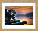 French Creek Sunrise (Framed) -  Robert Lott - McGaw Graphics