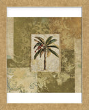 Palm Patchwork II (Framed) -  NBL Studio - McGaw Graphics