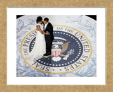 President Obama and The First Lady (Framed) -  Celebrity Photography - McGaw Graphics