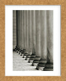Vertical Columns (Framed) -  Christian Peacock - McGaw Graphics
