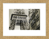 Eiffel Tower Street View #3 (Framed) -  Christian Peacock - McGaw Graphics
