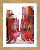 New York Color XVII (Framed) -  Sven Pfrommer - McGaw Graphics