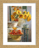 Sunflowers & Tomatoes (Framed)