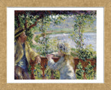 By the Water, ca. 1880 (Framed) -  Pierre-Auguste Renoir - McGaw Graphics