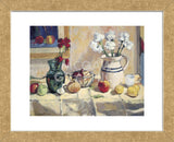 Still Life with Vase and Pitcher  (Framed) -  Tony Saladino - McGaw Graphics