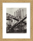 Criss-Crossed Conveyors - Ford Plant, 1927 (Framed)