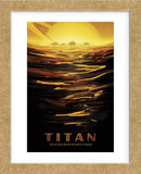 Titan (Framed) -  Vintage Reproduction - McGaw Graphics