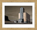 Grain Elevator (Framed) -  David Lorenz Winston - McGaw Graphics