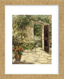 Posy Passage  (Framed) -  David Weiss - McGaw Graphics