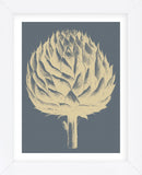 Artichoke 2 (Framed) -  Botanical Series - McGaw Graphics