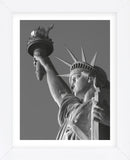 Liberty with Torch (Framed) -  Chris Bliss - McGaw Graphics