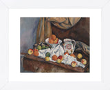 Still Life (Nature Morte), 1892-1894 (Framed) -  Paul Cezanne - McGaw Graphics