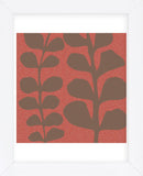 Maidenhair Coco Stem (double)  (Framed) -  Denise Duplock - McGaw Graphics