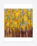 Golden Angels in the Aspens (Framed) -  Amy Dixon - McGaw Graphics