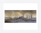 Evening at Brenner's Farm (Framed) -  Ray Hendershot - McGaw Graphics