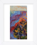 Grand Sunset (left) (Framed) -  Erin Hanson - McGaw Graphics