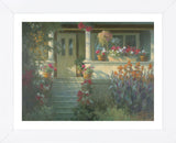 Sunlit Porch  (Framed) -  Allan Myndzak - McGaw Graphics