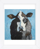 Cow #302 (Framed) -  Roz - McGaw Graphics