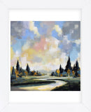 Sky and Land 20 (Framed) -  Robert Seguin - McGaw Graphics