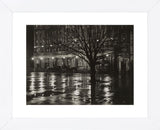 Reflections—Night (New York), 1897 (Framed)
