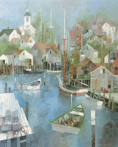 Albert Swayhoover - Cape Harbor