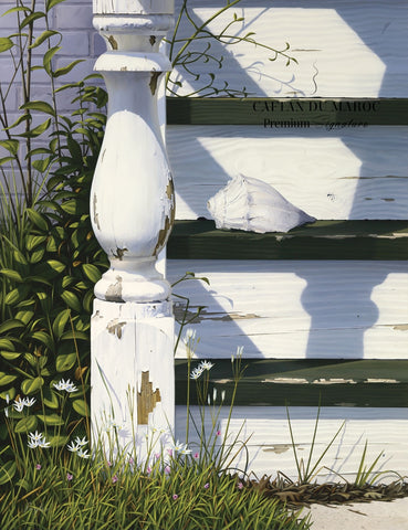 Old House by the Sea -  Jack Saylor - McGaw Graphics