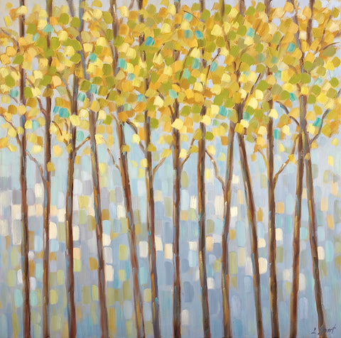 Libby Smart - Glistening Tree Tops