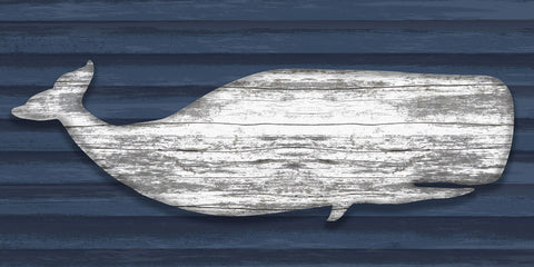Weathered Whale -  Sparx Studio - McGaw Graphics
