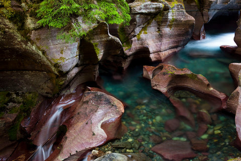 Jason Savage - Avalanche Creek