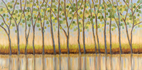 Canopy of Trees -  Libby Smart - McGaw Graphics