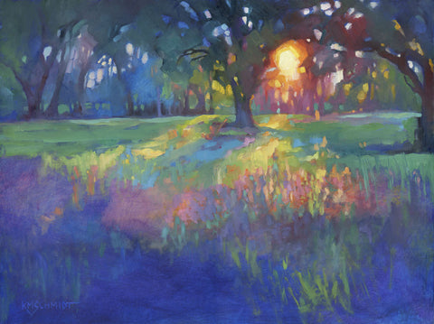 Karen Mathison Schmidt - Lingering Light