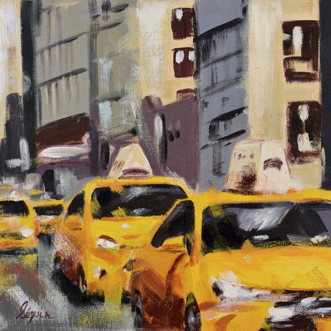 New York Taxi 6 -  Robert Seguin - McGaw Graphics